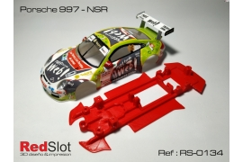 3DP In line  chassis Porsche 997 NSR