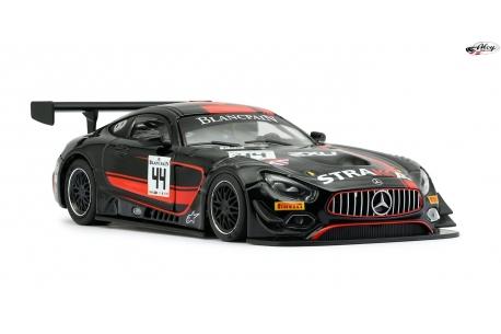 Mercedes AMG Strakka Racing Red AW
