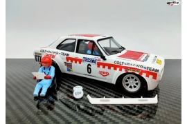 Ford Escort Mk1 Colt Racing
