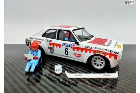 Ford Escort Mk1 Colt Racing