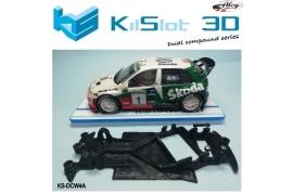 Chasis Angular Dual Comp Skoda Fabia WRC SCX