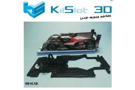 Chasis Race Audi R18 LMP Slot.it