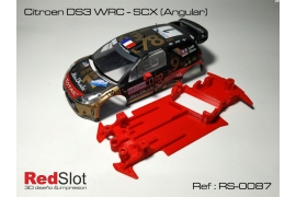 Anglewinder chassis Citroën DS3 WRC Scalextric