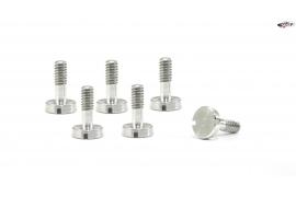 Special suspension screws  M2x6 mm