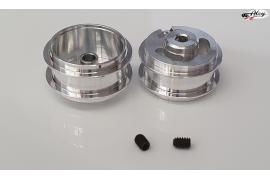 Llantas aluminio 15.8x8.2 mm