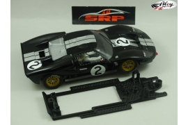 Chassis 3D Ford P68 NSR