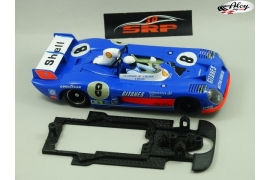 Chassis 3D Matra-Simca MS 670B Slot.it IL