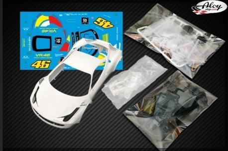 Ferrari GT3 Italia KIT AW VR46