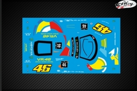 Decals set GT3 Italia VR46