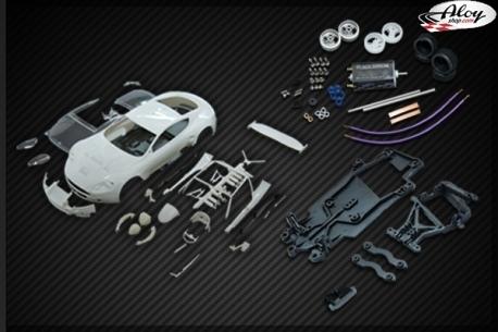 AM DBR9 AW Kit 2020 Velocidad