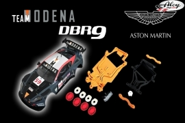 Aston Martin DBR9 MODENA KIT ORANGE