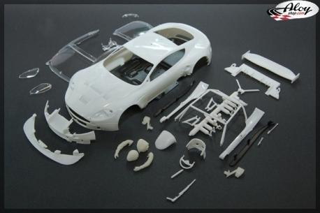 Aston Martin DBR9 Kit Bodywork White