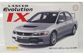 Kit Mitsubishi Lancer Evolution IX 1:24