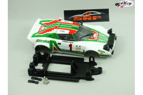 Chassis 3D  Lancia Stratos IL NC ( Rally)