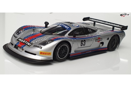 Mosler MT900 R Martini Racing Grey  Evo 5