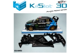 Angular Race Soft chassisAudi S1 WRX SCX