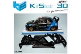 Chasis Angular Race Soft Audi S1 WRX SCX
