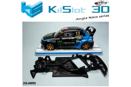 Angular Race Soft chassisAudi S1 WRX SCX