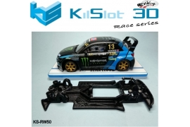 Chasis lineal Race Soft  Audi S1 WRX SCX