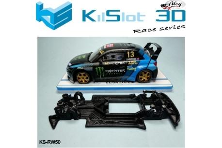 Chassis RACE soft inline Audi S1 WRX SCX