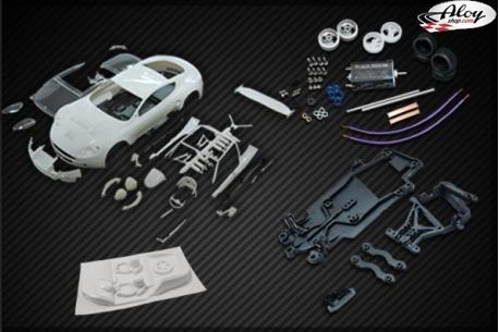 Kit Aston Martin DBR9 AW Rally 2020