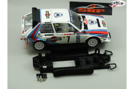 Chasis Lancia Delta S4 IL SRC