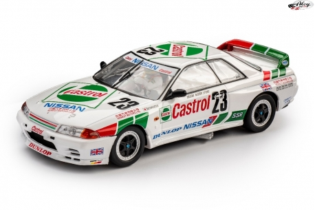 Nissan Skyline GT-R Castrol