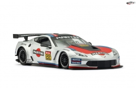Chevrolet Corvette C7R Martini Grey AW Nr 222