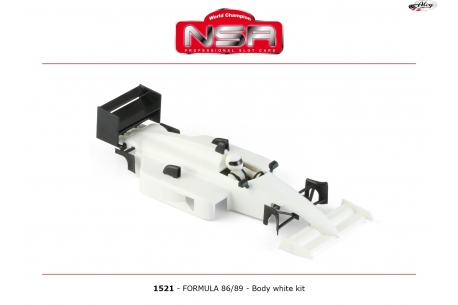 Body Kit Formula 1 86-89