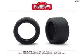 Tires  20 x 10 mm Racing