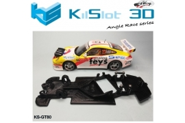 Angular Race Soft chassis Porsche 911 GT3 Rally SCX