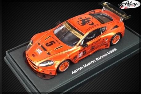Aston Martin AM DBR9 AW JPS Bronze