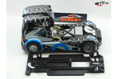 Chassis Mercedes ATEGO Simple rim FLY