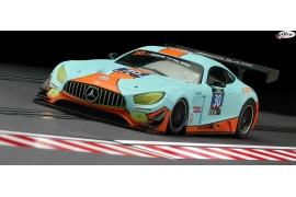 Mercedes AMG Gulf  AW