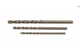 Drill bit set Cobalto 1,5 - 2 - 2,5 mm Ø