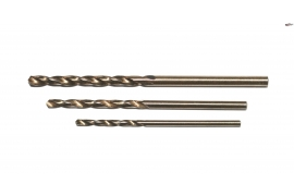 Juego brocas de Cobalto 1,5 - 2 - 2,5 mm Ø