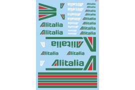 Alitalia decals