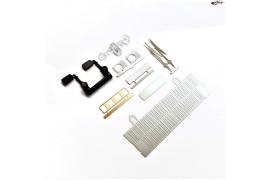Accessory kit (1x) for Porsche 914/6 GT