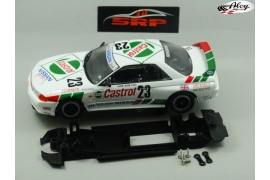 Chasis Nissan Skyline  GT-R. IL  Slot.it