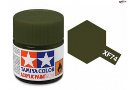 Olive drab painting 10ml  XF-74