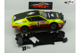 Chasis Alpine A310 AW  Team Slot