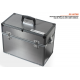 Suitcase made of aluminum