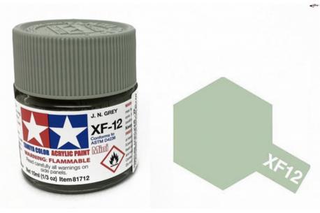 Grey J.N Paint 10ml XF-12