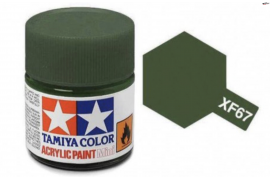 Green Nato painting 10ml  XF-67