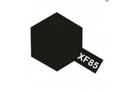 Pintura Negro Caucho 10ml  XF-85