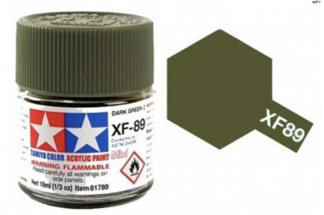 Green dark painting 10ml  XF-89