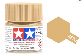 Light Brown DAK 1942 painting 10ml  XF-93
