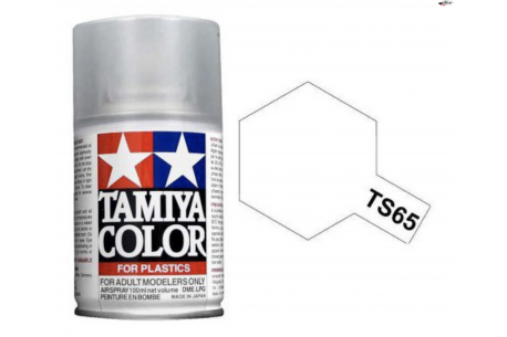 Transparent Pearl Paint Spray TS-65