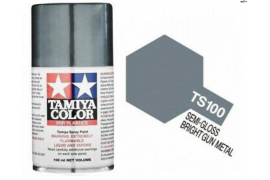 Pintura Spray Semi-Gloss Bring Gun Metal TSC-100
