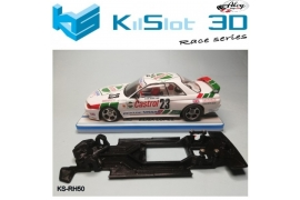 Chassis RACE soft inline Nissan Skyline Slot.it